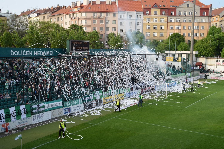 Bohemians Praha 1905 – SK Slavia Praha 1:3