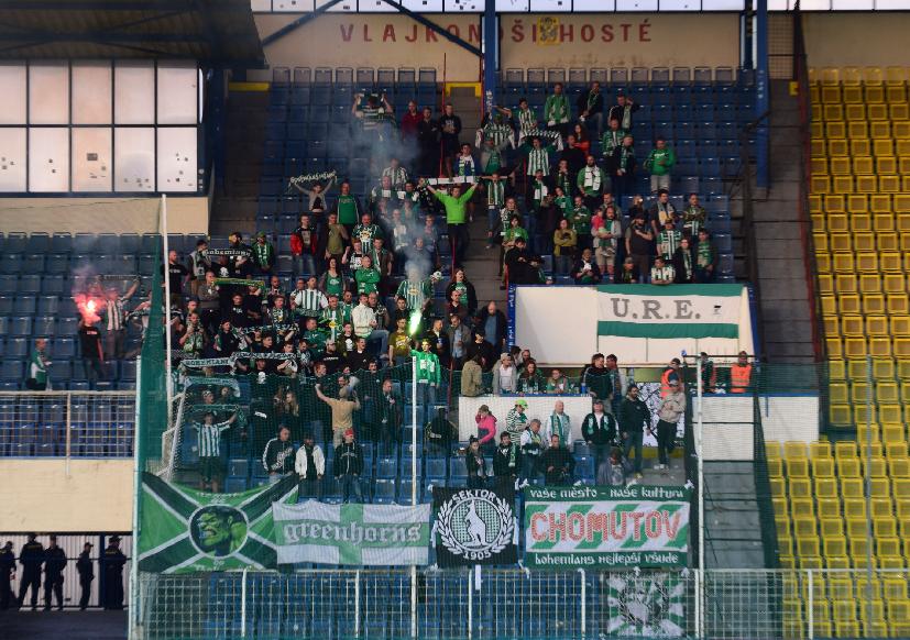 FK Teplice – Bohemians Praha 1905 1:0