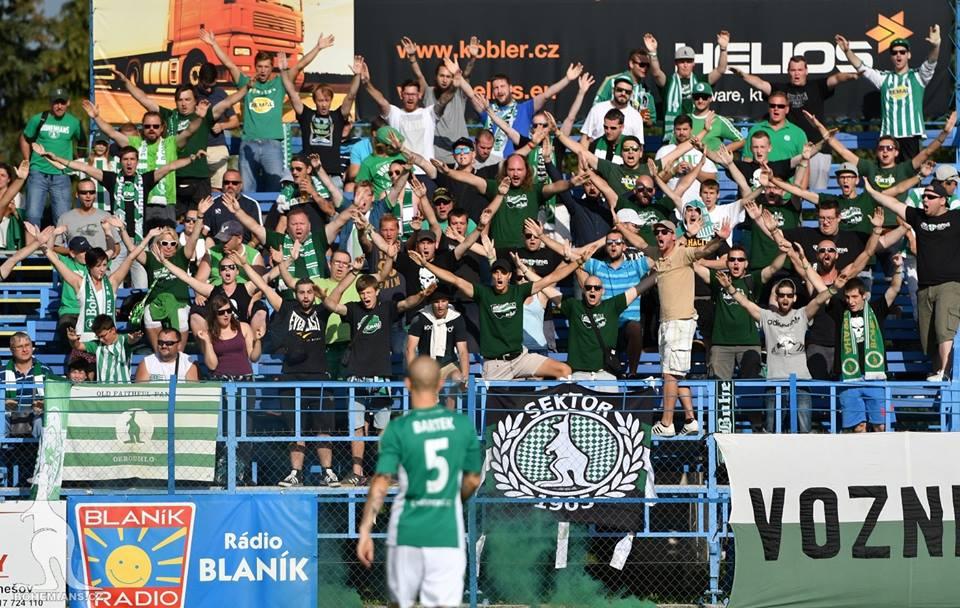 SK Benešov – Bohemians Praha 1905 1:5 (pohár)