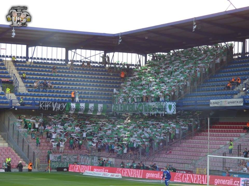 AC Sparta Praha – Bohemians Praha 1905 1:1