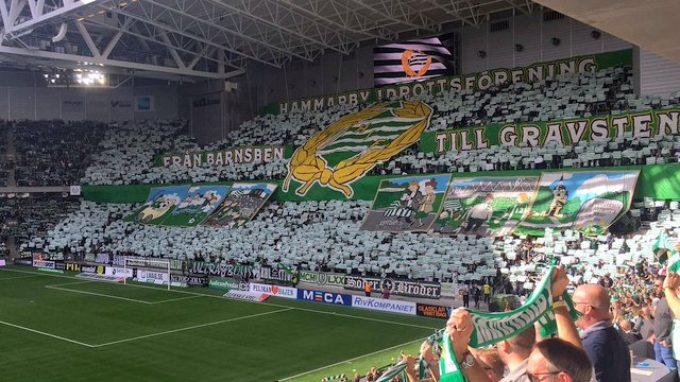 Hammarby IF – AIK 1:1
