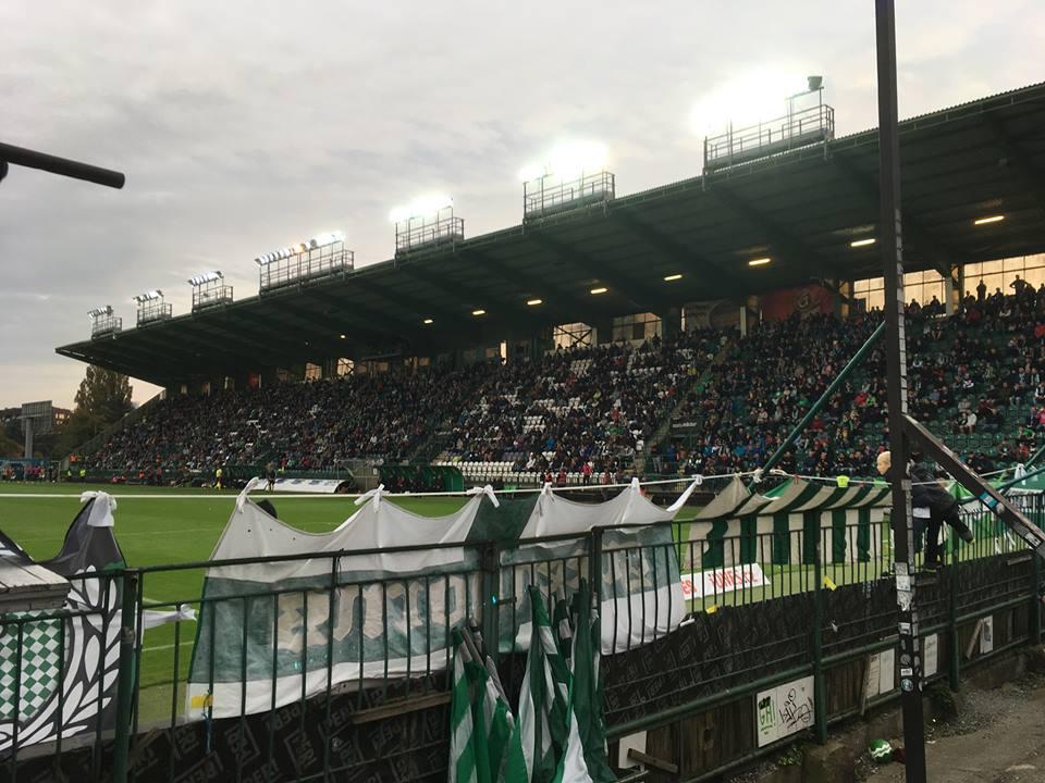 Bohemians Praha 1905 – FK Jablonec 0:1