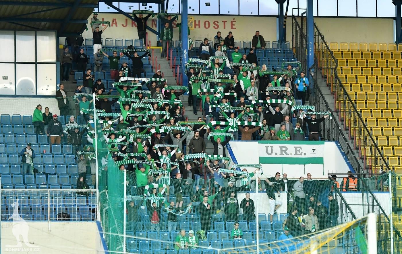 FK Teplice – Bohemians Praha 1905 0:0