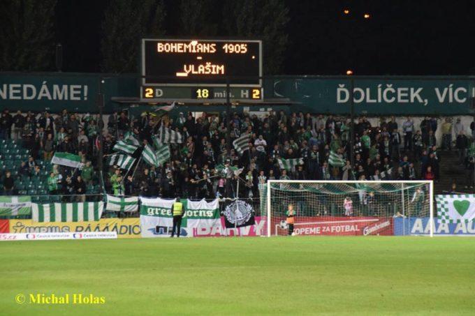 FC Bohemians Praha – FC Sellier & Bellot Vlašim 2:3