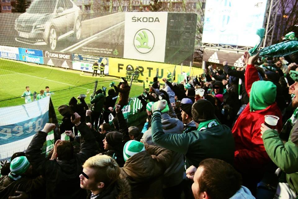 FK Mladá Boleslav – Bohemians Praha 1905 1:2