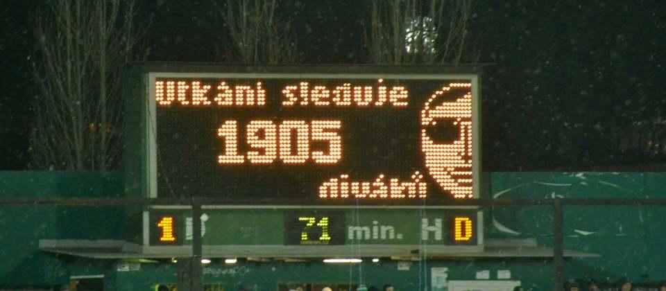 Bohemians Praha 1905 – Dukla Praha 2:0