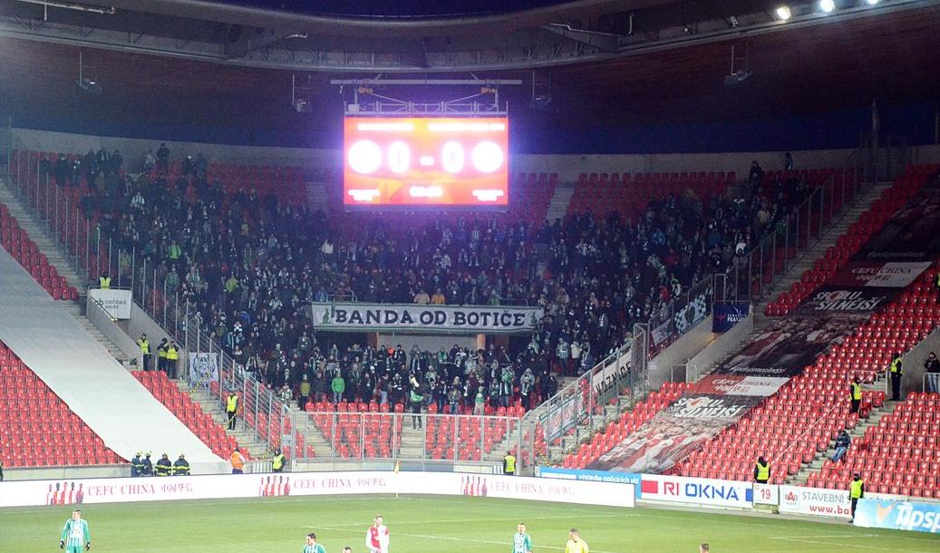SK Slavia Praha – Bohemians Praha 1905 1:0