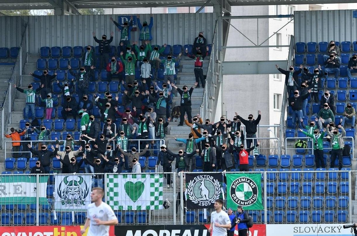 1. FC Slovácko – Bohemians Praha 1905 1:0