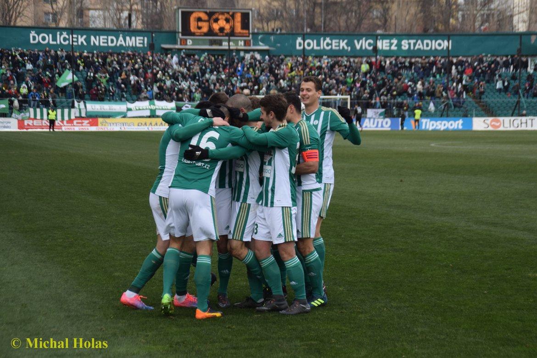 Bohemians Praha 1905 – FK Teplice 2:0