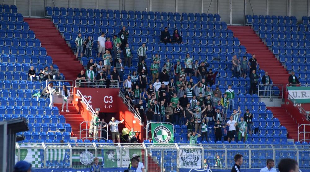 FC Baník Ostrava – Bohemians Praha 1905 2:0