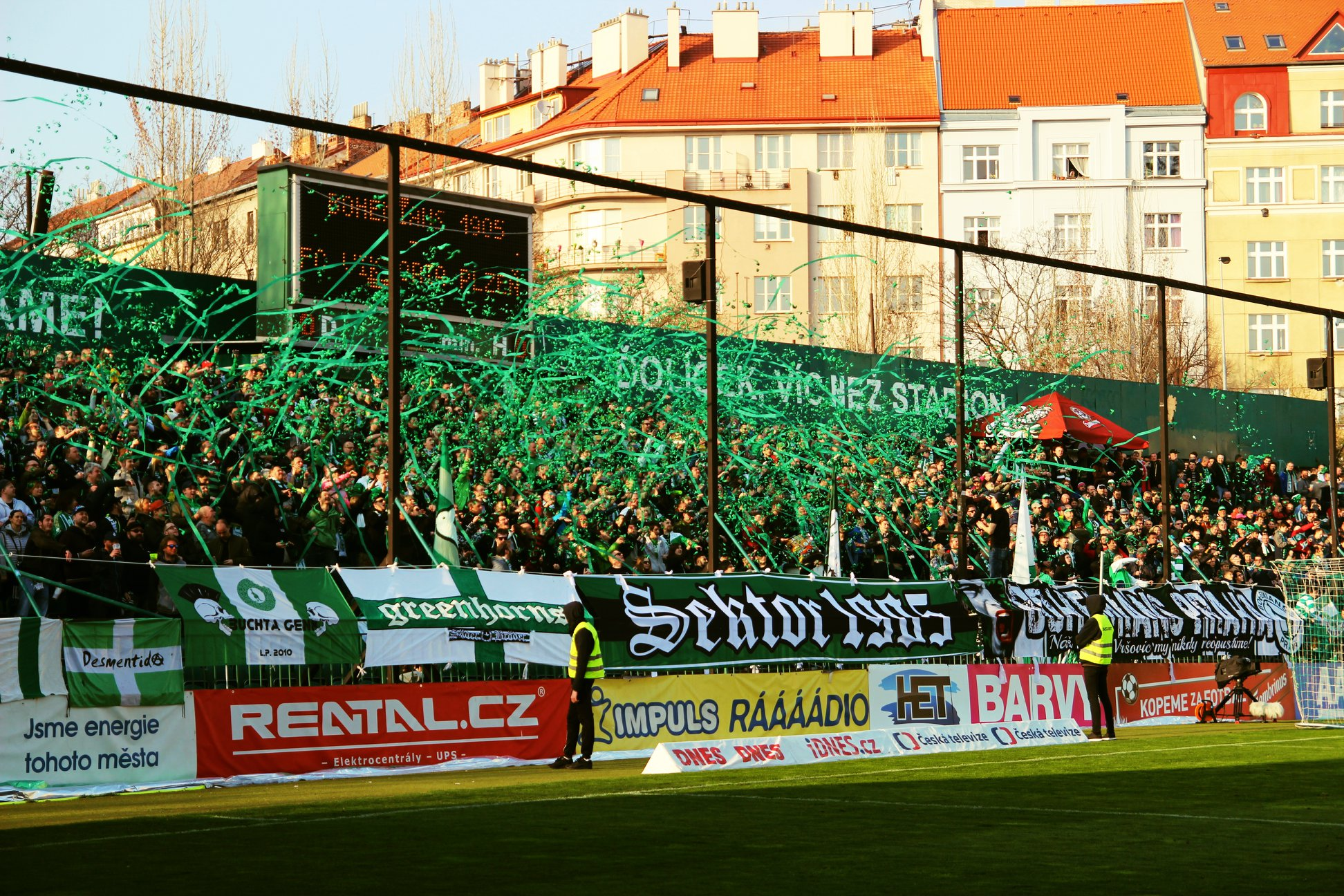 Bohemians Praha 1905 – FC Viktoria Plzeň 5:2