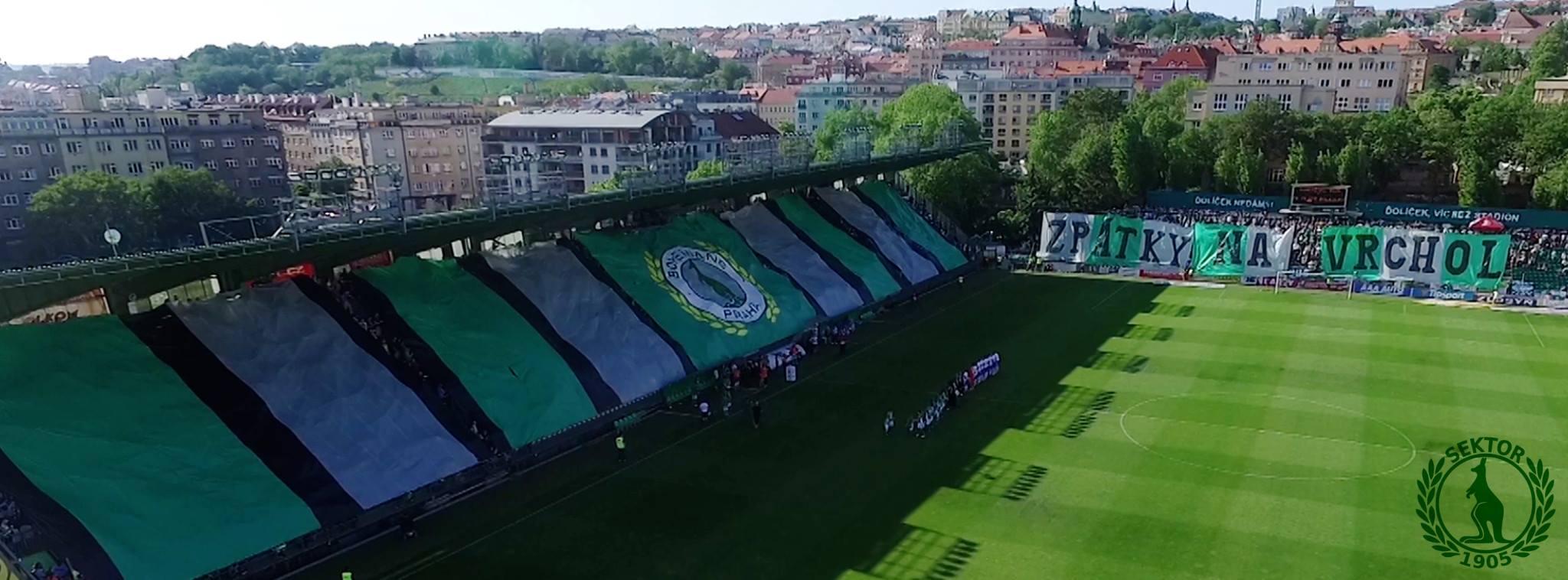 Bohemians Praha 1905 – FK Mladá Boleslav 1:3