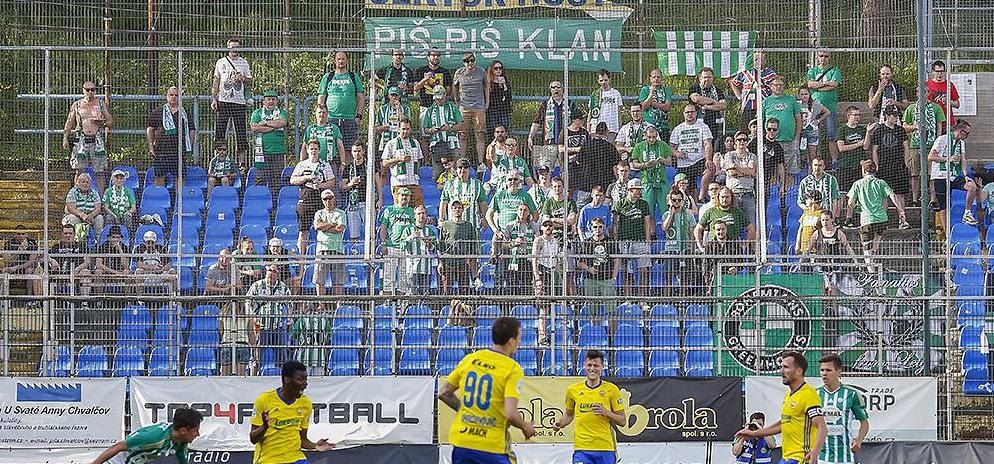 FC Fastav Zlín – Bohemians Praha 1905 1:1