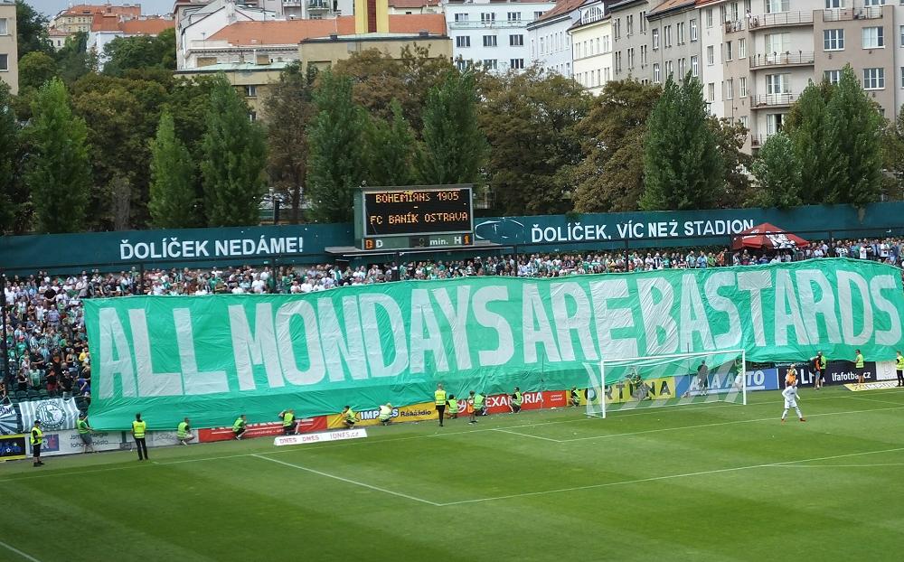 Bohemians Praha 1905 – FC Baník Ostrava 0:1