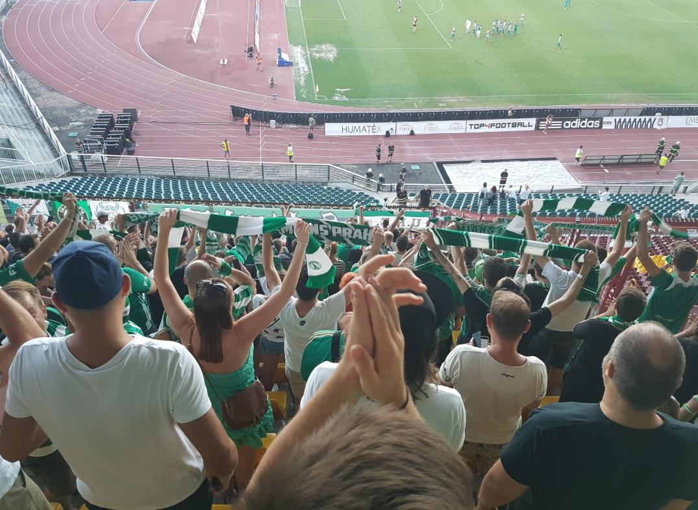 FK Dukla Praha – Bohemians Praha 1905 0:1