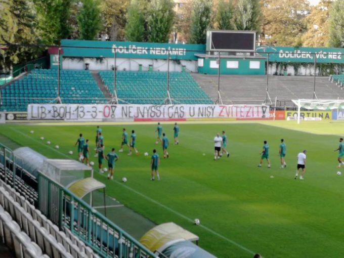 FC Slovan Liberec – Bohemians Praha 1905 1:1