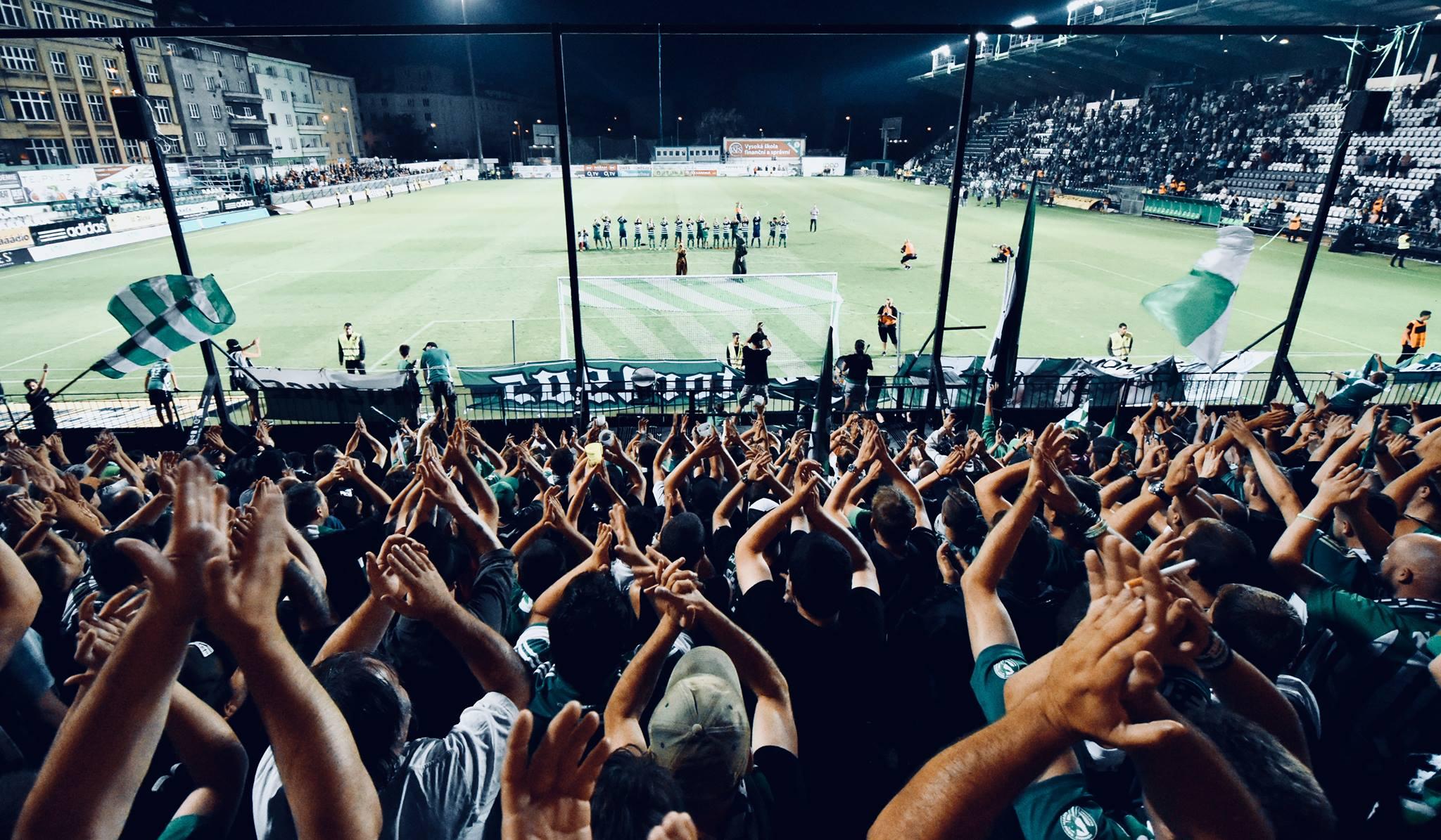 Bohemians Praha 1905 – AC Sparta Praha 1:1