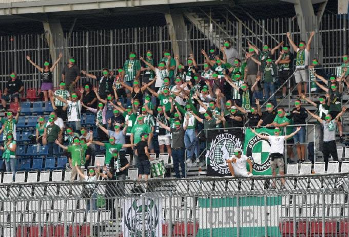 SK Sigma Olomouc – Bohemians Praha 1905 2:3