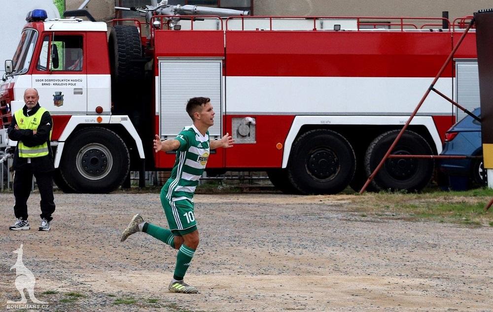 SFC Opava – Bohemians Praha 1905 0:1 (hráno vBrně)