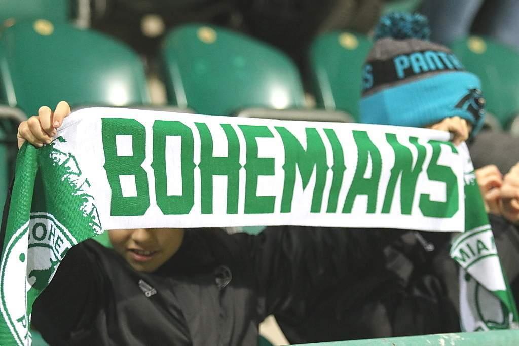 Bohemians Praha 1905 – 1. FK Příbram 2:2