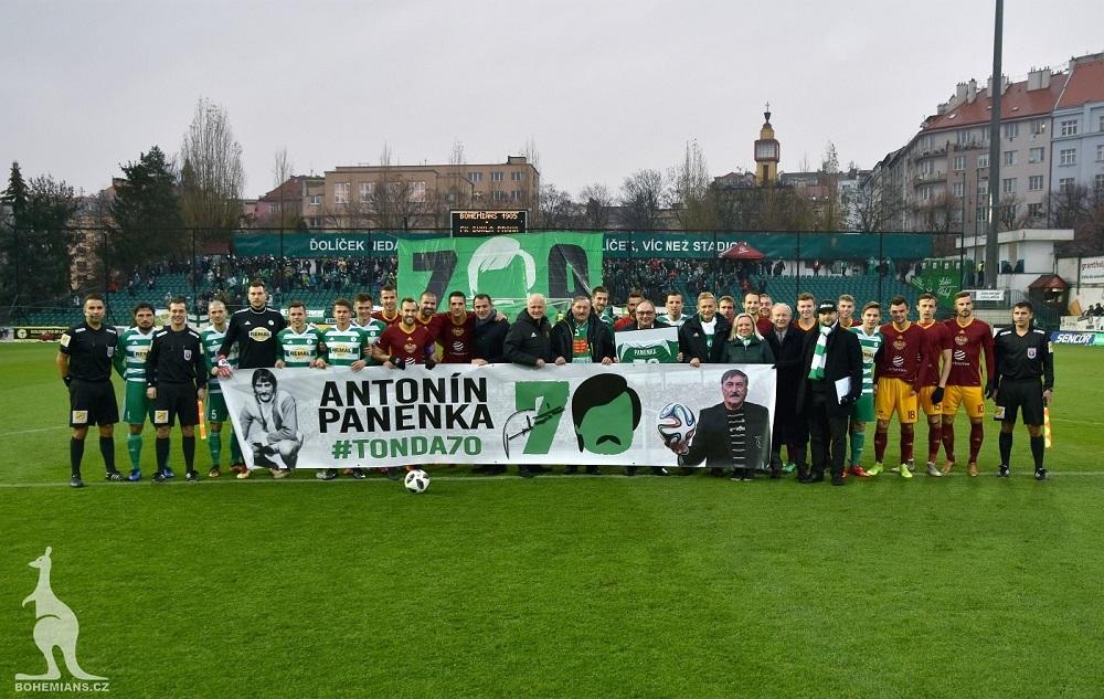 Bohemians Praha 1905 – FK Dukla Praha 0:0