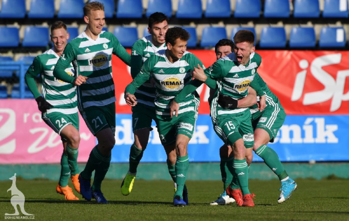 FC Fastav Zlín – Bohemians Praha 1905 0:2