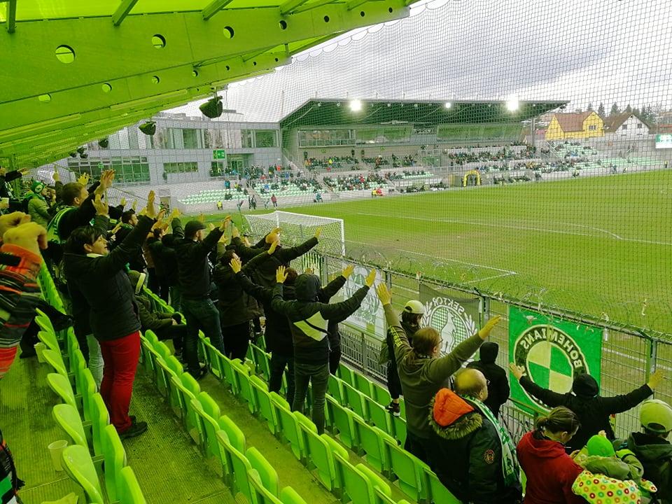 MFK Karviná – Bohemians Praha 1905 0:3
