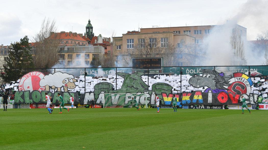 Bohemians Praha 1905 – SK Slavia Praha 0:3