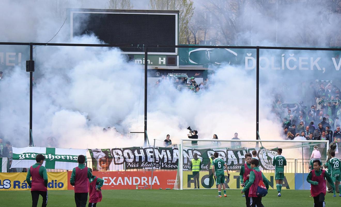 Bohemians Praha 1905 – FK Mladá Boleslav 0:0