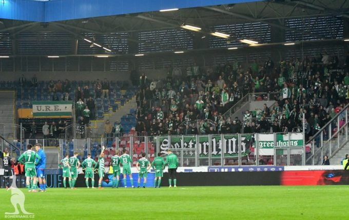 FC Viktoria Plzeň – Bohemians Praha 1905 3:2