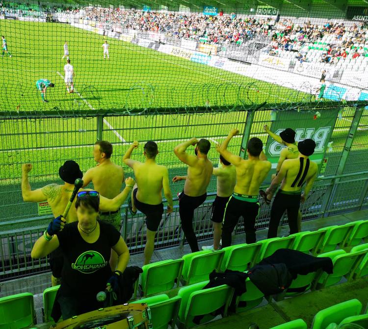 MFK Karviná – Bohemians Praha 1905 0:1