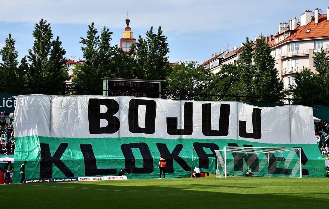 Bohemians Praha 1905 – SFC Opava 1:1