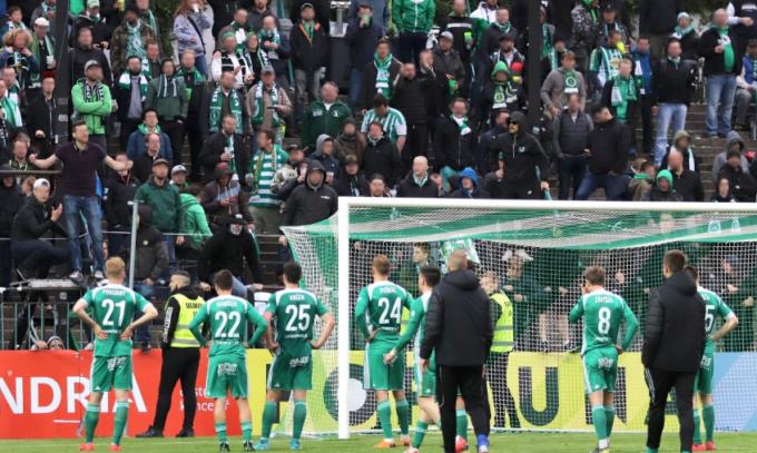 Bohemians Praha 1905 – 1. FK Příbram 1:4