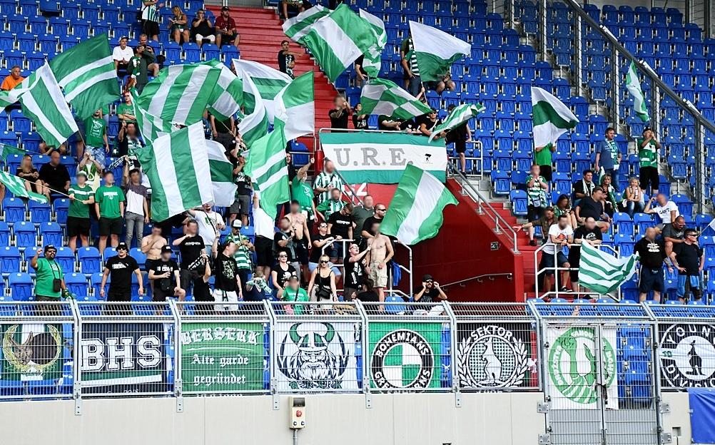 FC Baník Ostrava – Bohemians Praha 1905 4:2