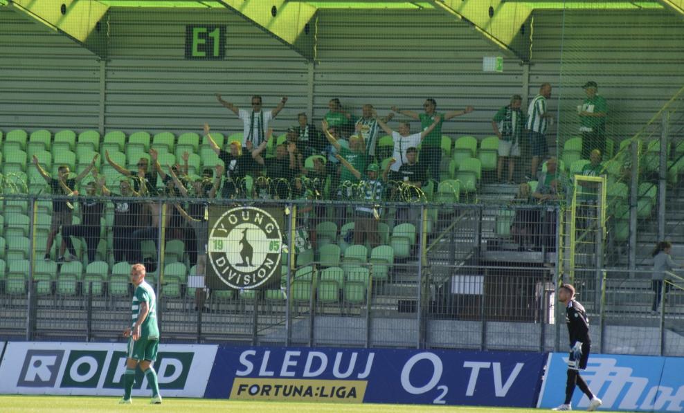 MFK Karviná – Bohemians Praha 1905 0:0