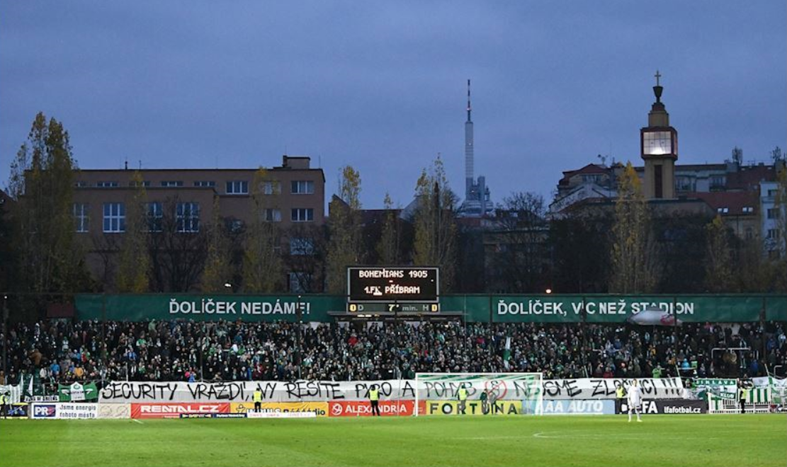 Bohemians Praha 1905 – 1. FK Příbram 1:0