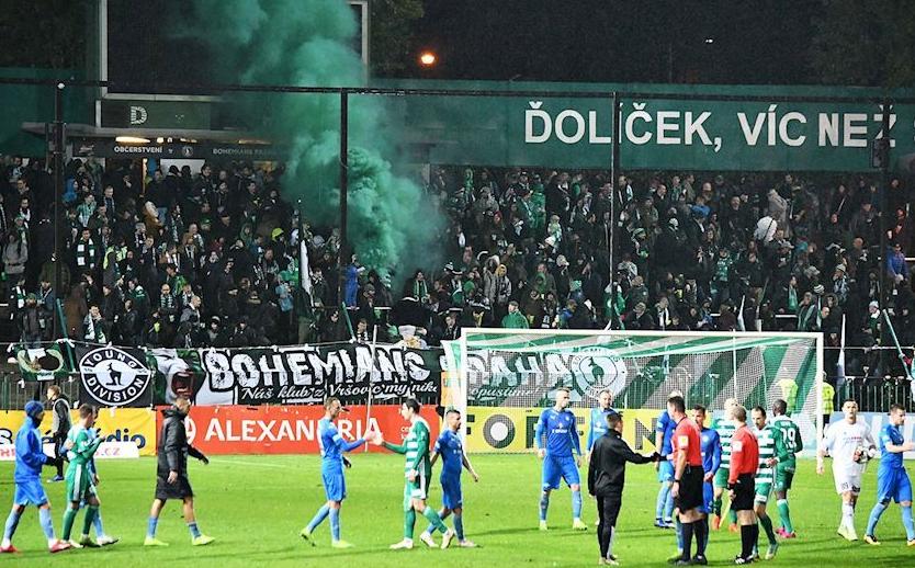 Bohemians Praha 1905 – 1.FC Slovácko 0:0