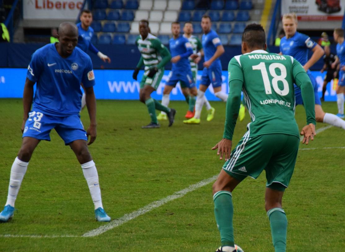 FC Slovan Liberec – Bohemians Praha 1905 3:1