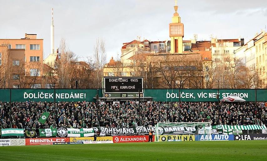 Bohemians Praha 1905 – MFK Karviná 0:0
