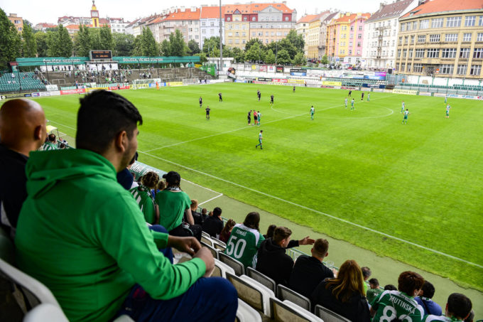 Bohemians Praha 1905 – FK Jablonec 3:0