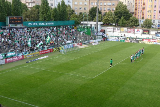 Bohemians Praha 1905 – 1. FC Slovácko 2:1