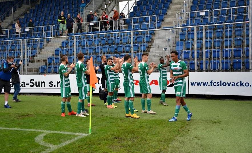 1. FC Slovácko – Bohemians Praha 1905 1:2