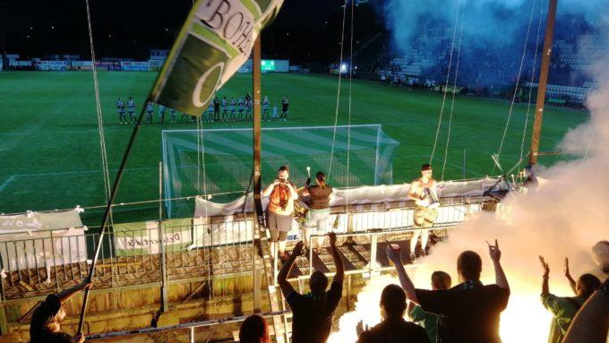 Bohemians Praha 1905 – FK Mladá Boleslav 4:0