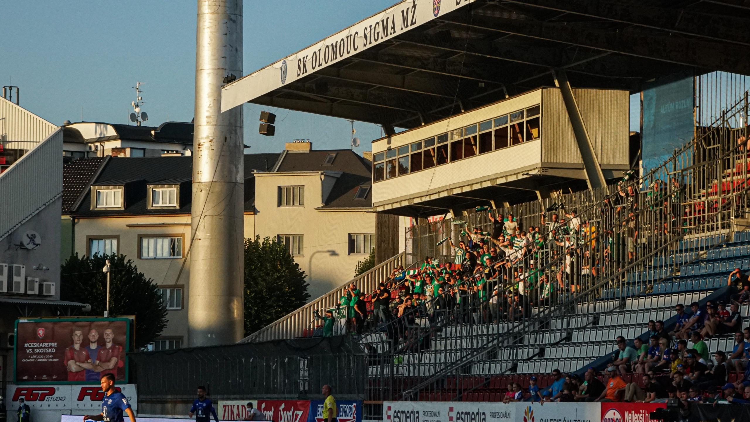 SK Sigma Olomouc – Bohemians Praha 1905 3:0