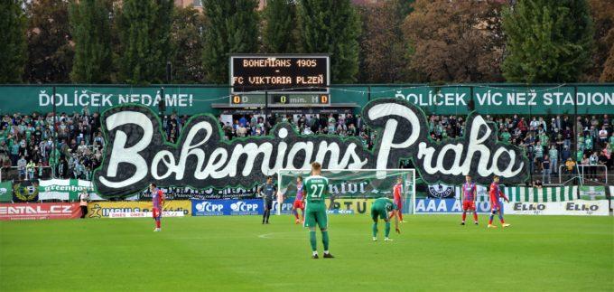 Bohemians Praha 1905 – FC Viktoria Plzeň 1:4