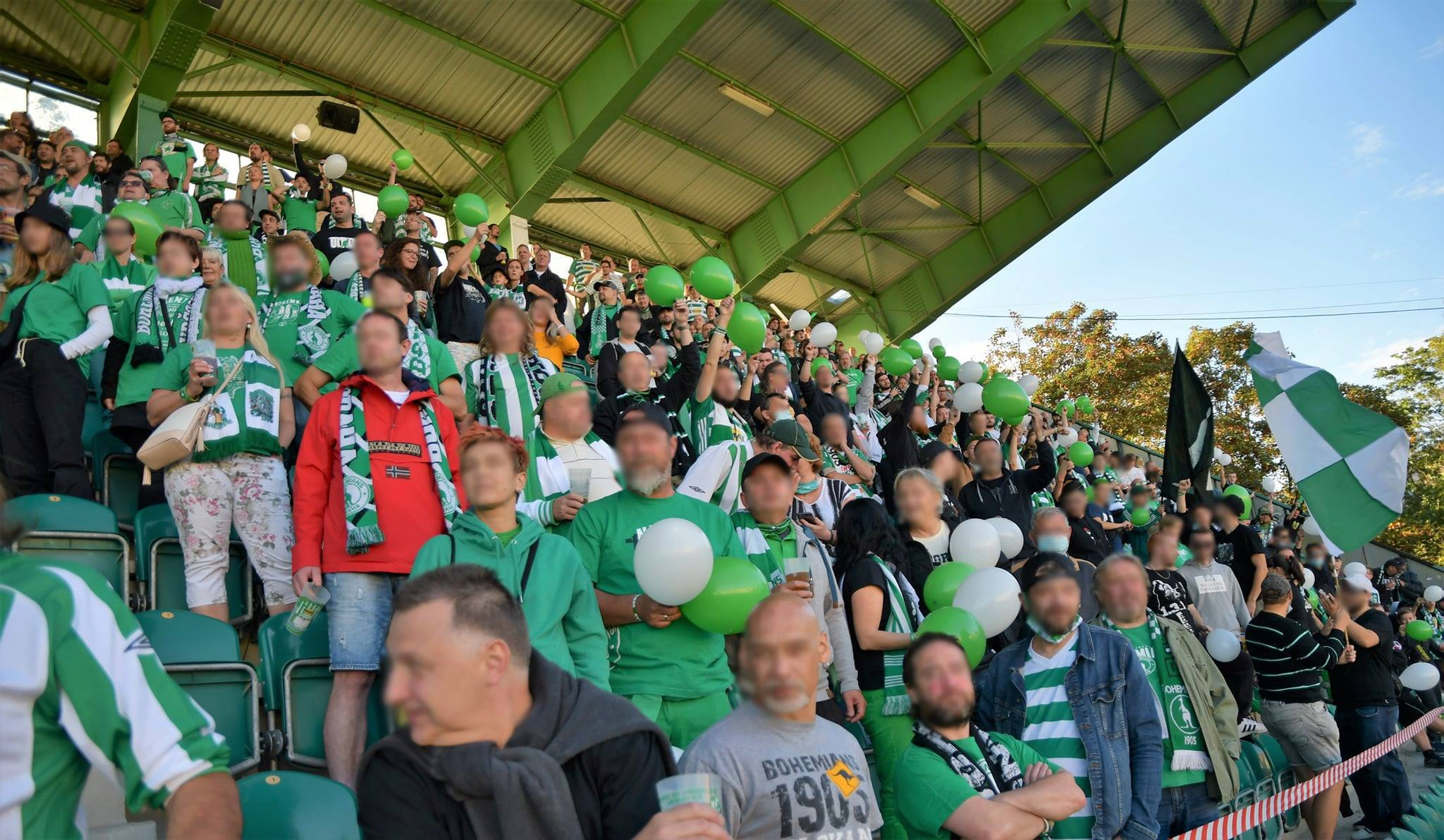 Bohemians Praha 1905 – FC Fastav Zlín 2:0