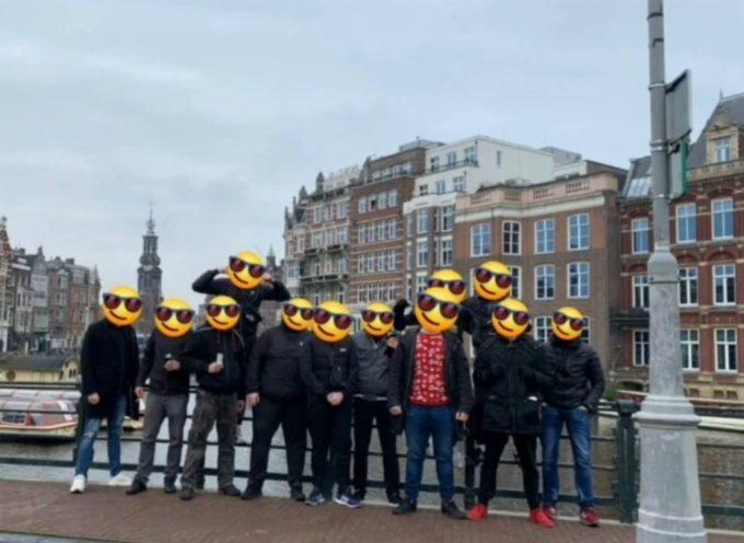 BHS+PO vs SpVgg Greuther Fürth/fight in Amsterdam