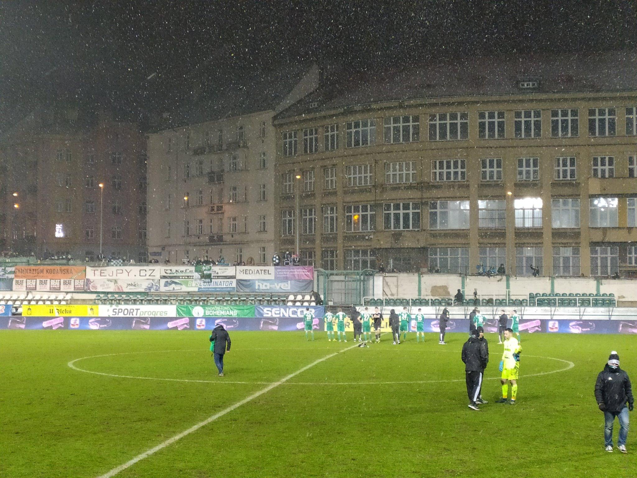 Bohemians Praha 1905 – FC Zbrojovka Brno 2:1