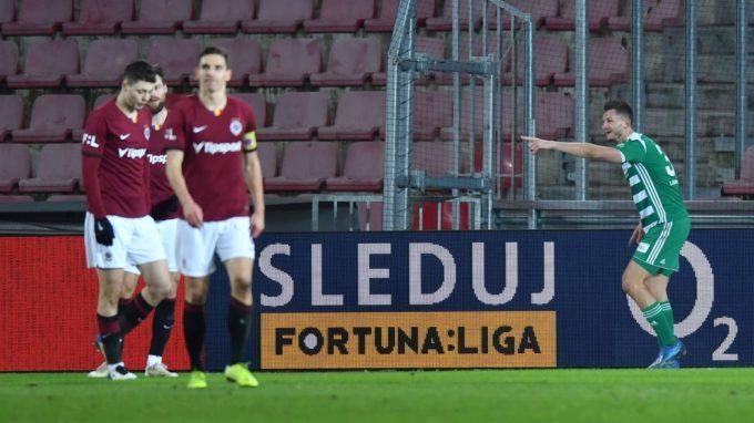 AC Sparta Praha – Bohemians Praha 1905 0:1
