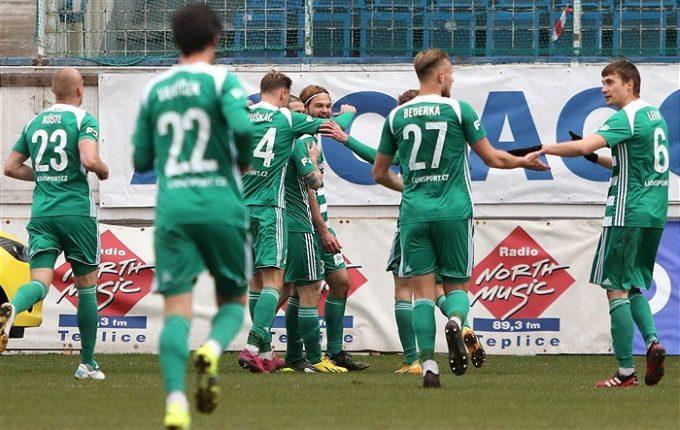 FK Teplice – Bohemians Praha 1905 1:1